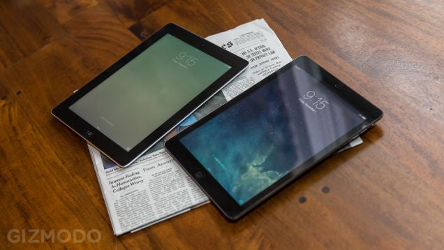 Report: The iPad Will Get Split-Screen Multitasking in iOS 8