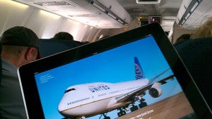 Why turning off your devices during takeoff might have merit