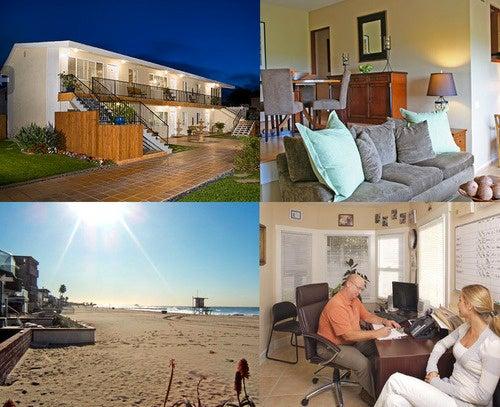 A Tour of Lindsay Lohan's Seaside Rehab Clinic