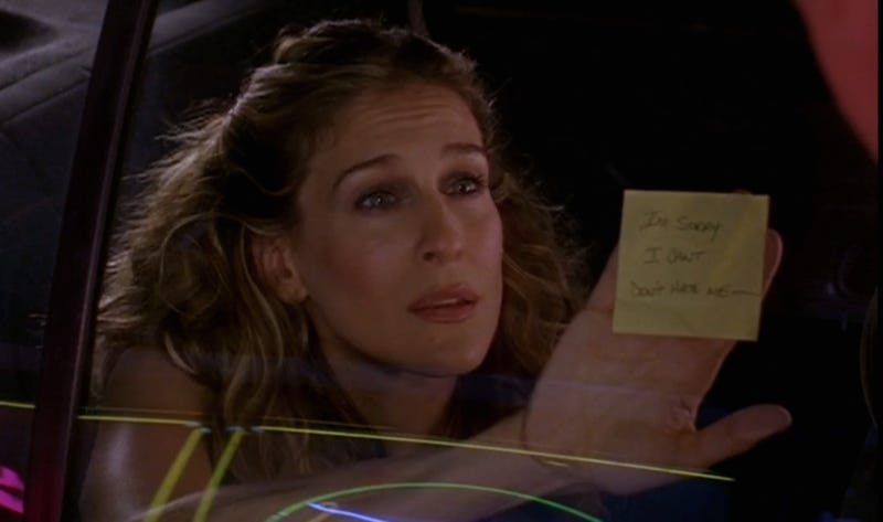 Woman Divorced Husband After He Communicated Solely via Post-It Notes