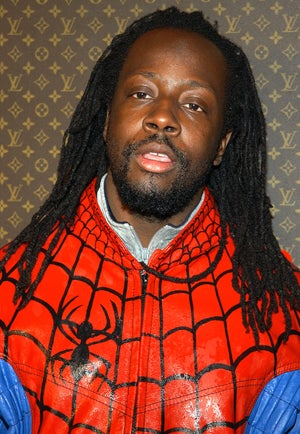 Wyclef Jean: Feel Free to Call Me Bob Marley, or Dylan Anytime