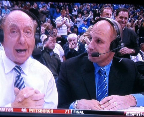 Hey Dude In The Back...What Number Is Kansas Ranked?