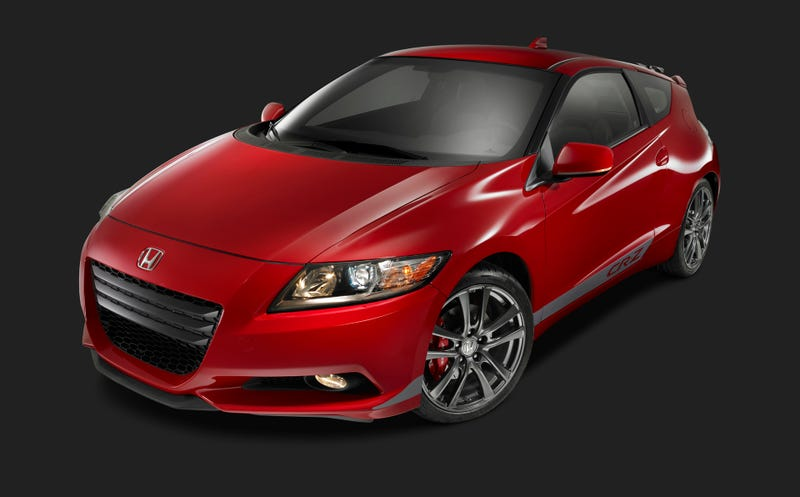 The Supercharged Honda CR-Z Might Be The Hybrid You've Always Wanted