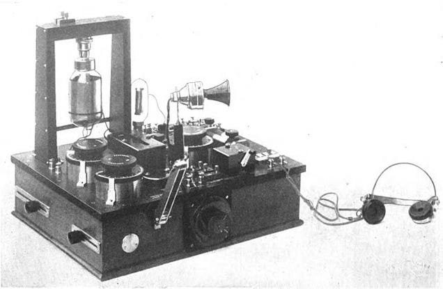 A Magician Used The First Pirate Radio Station To Troll A Scientist
