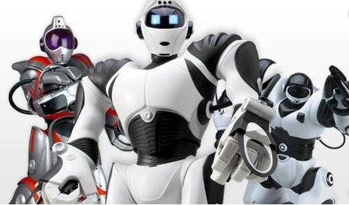 WowWee Robot To Delve Into Augmented Reality Gaming