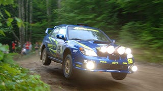 ThunderBee hits up Silverstone Rally School