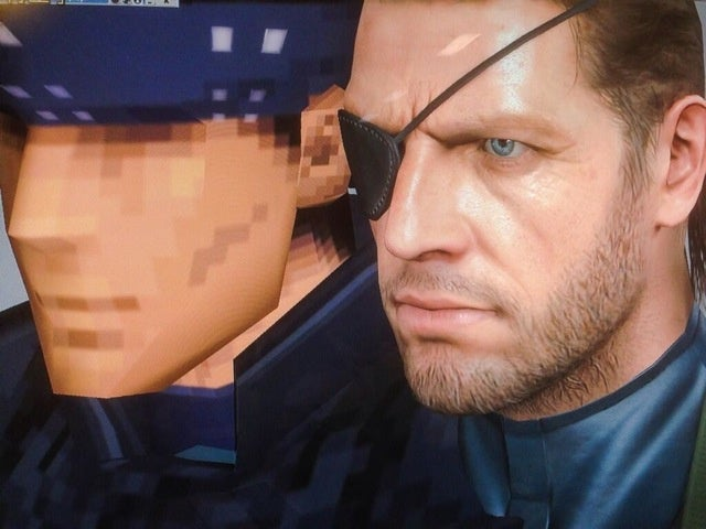 How Metal Gear Solid Has Changed in a Single Image
