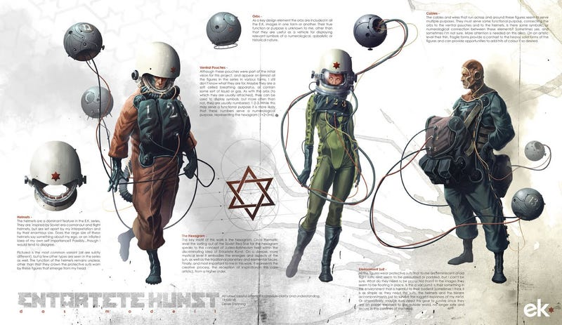 Jewish Cosmonauts Take To The Hazy Skies