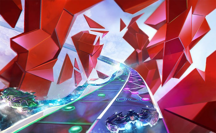 Harmonix Is Bringing Back One Of Their Best Music Games On Kickstarter