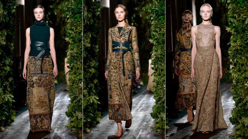 Valentino Couture: for the Fairytale Warrior Priestess in You