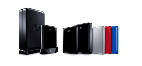 Seagate GoFlex Storage System Loves Macs and PCs Equally