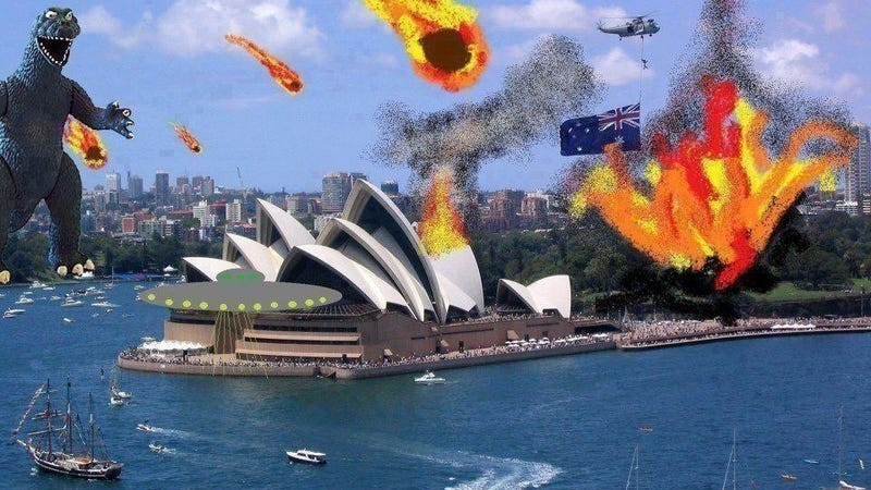 First Photo Out of Australia After the Mayan Apocalypse: It's Not Good