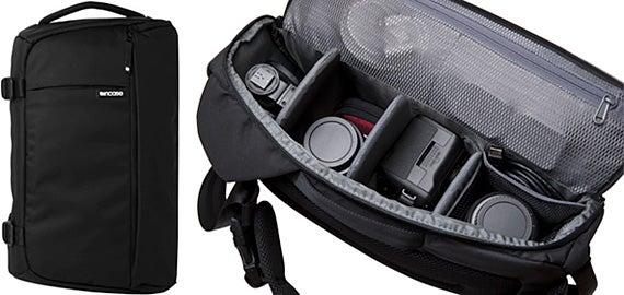 New Incase DSLR Bags Aren't So Ridiculous Looking