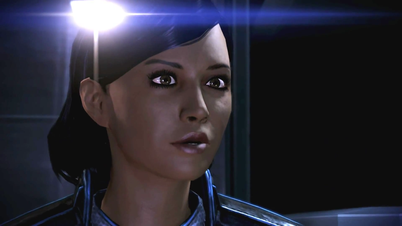 "Mass Effect 3 Writers Didn't Want Same-Sex Romance to Be ""a Straight Guy Writing Lesbians for Other Straight Guys to Look at"""