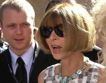 Anna Wintour To New York Magazine: 'Just Go Away'