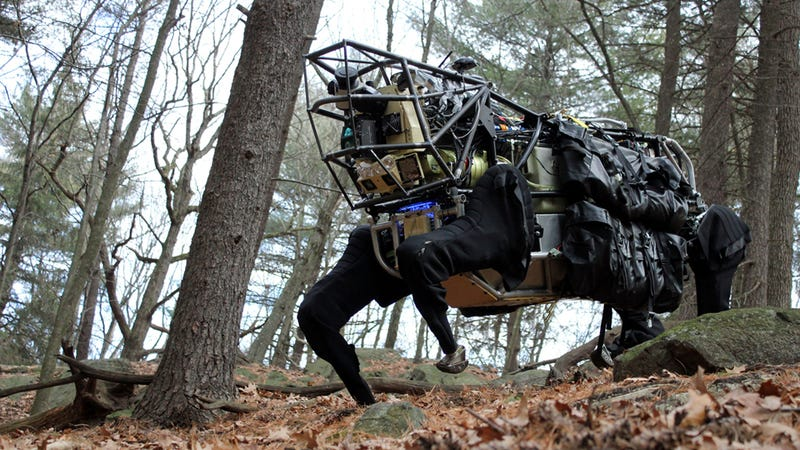 The Ten Strangest Military Vehicles Ever Built