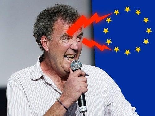 Jeremy Clarkson vs. The European Union