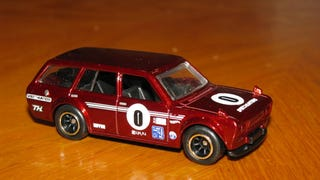 [HAWL] I Had A Weak Moment - Datsun 510 Wagon Super Treasure Hunt