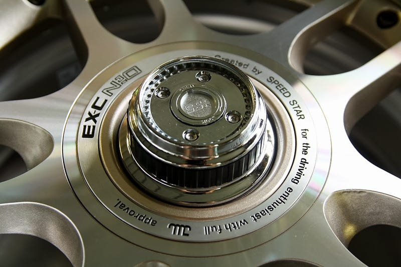 Japanese wheel closeup photodump
