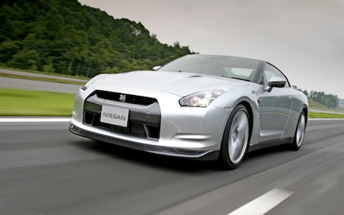 2009 Nissan GT-R Priced At $69,850, On Sale July 7