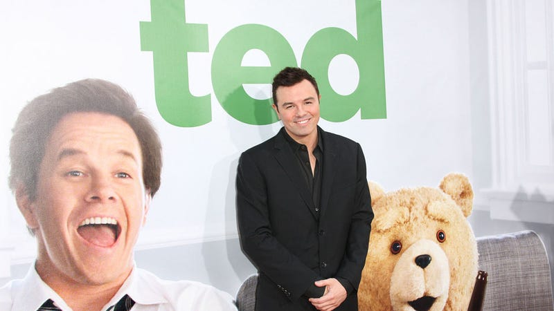 Lunchtime Poll: Is Seth MacFarlane Funny?