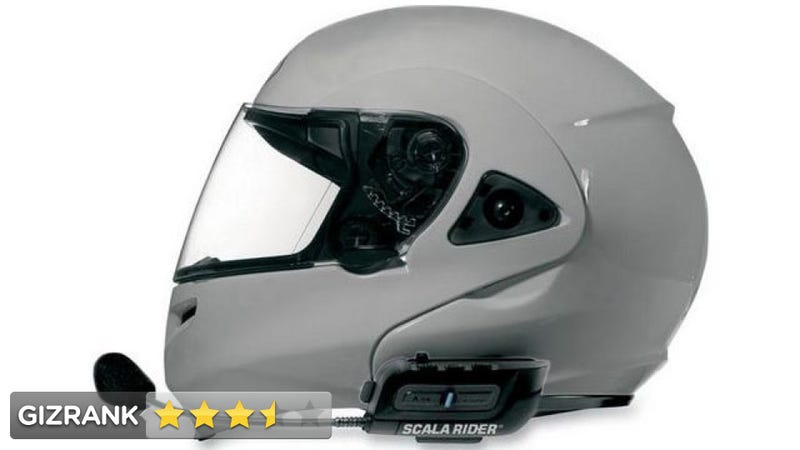 Cardo Scala Rider Lightning Review: Check Your Head
