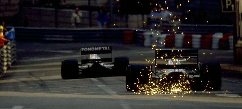 F1 Wants To Add Sparks Like The '80s