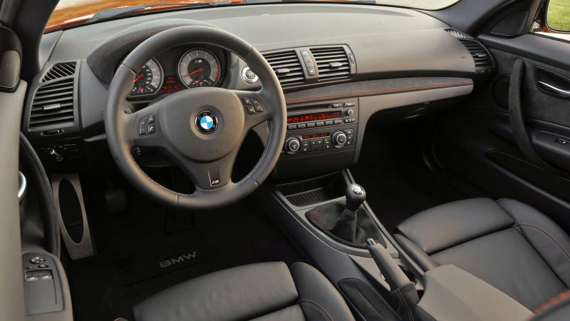 BMW 1 Series M Coupe gallery