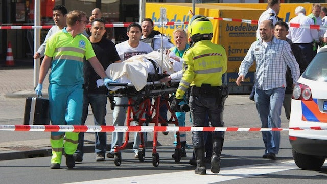 Six Dead in Shopping Mall Shooting