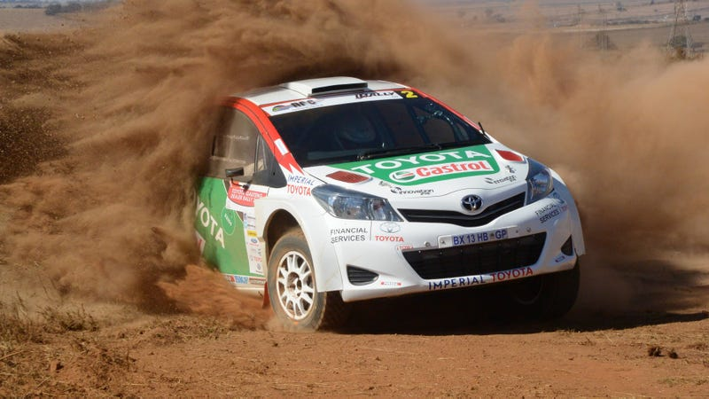 Toyota Might Make Yaris WRC Rally Car, My Dreams Come True