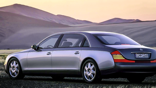 Why Buy A New S600 When This Insanely Opulent Maybach 62 Is Way Less?