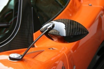 Auto-Erotic Design: The Pagani Zonda's Wing Mirror