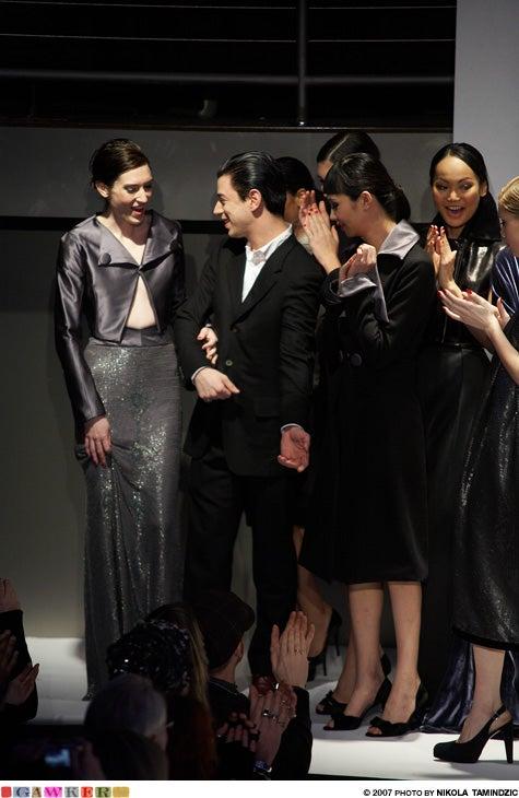 Fashion Week: Malan Breton