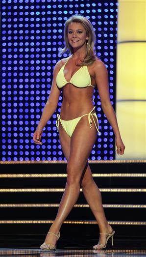 'Miss America' On Last Educated, Mystic Tanned Legs, But America's Pursuit Of Well-Rounded Ideal Persists