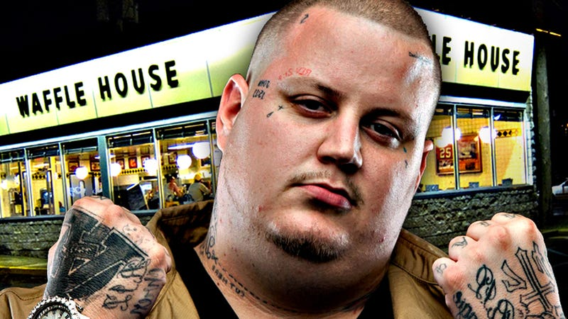 The Story of the 450-Pound Rapper Who Loved Waffle House Too Much