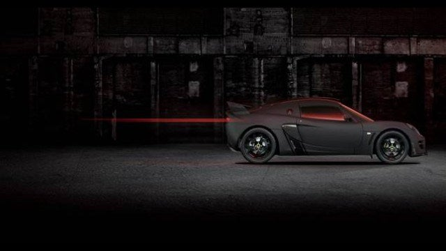 Lotus mourns death of fun with Matte Black final Exige