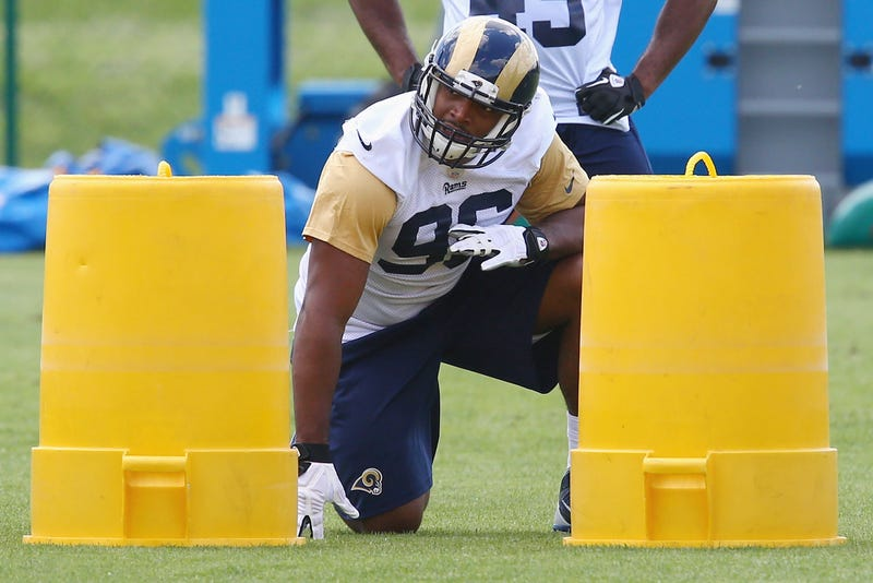 "Michael Sam On Dungy: ""Thank God He Wasn't The St. Louis Rams Coach"""