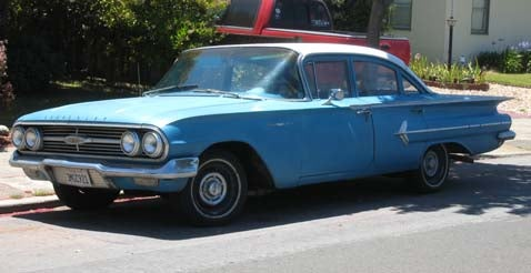 1960 Chevrolet Bel Air Sedan