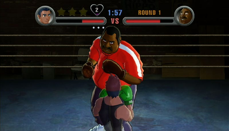 A One-Two Shot Of Doc Louis's Punch-Out!!