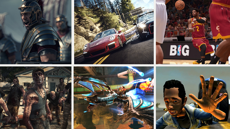 All 23 Of The Xbox One's Launch Games, Reviewed