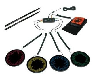 Rock Band Portable Drum Kit Review: The Beat Of A Different Drum