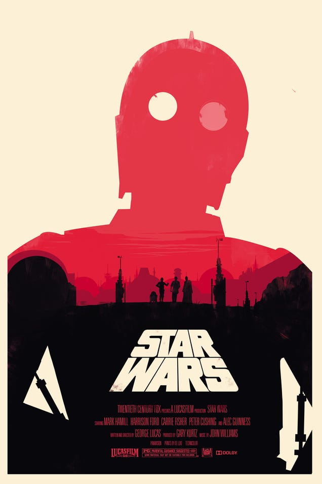 12 Awesome Star Wars Posters, From Collector's Items to Concept Art