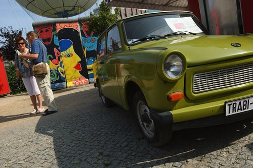Tour Berlin In A Trabant