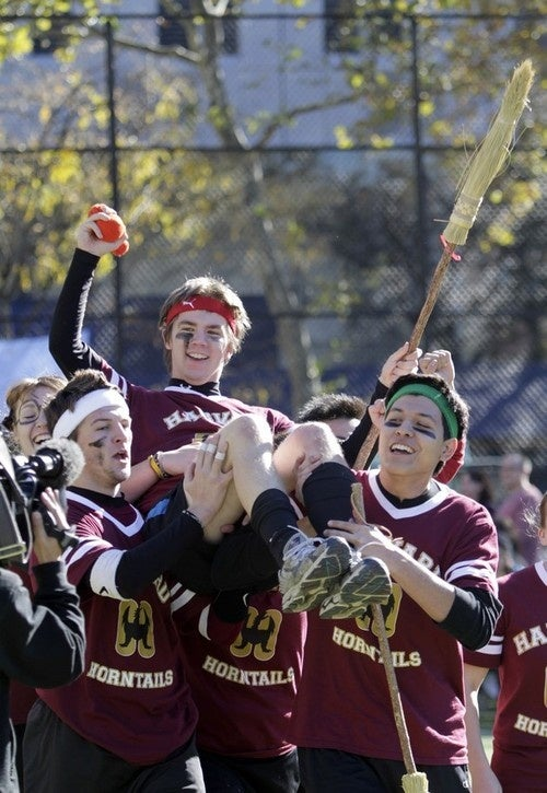 Quidditch World Cup Participants Take To New York