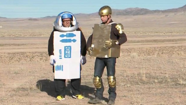 This Weeks Top Web Comedy Video: Star Wars From Simon Pegg and Nick Frost