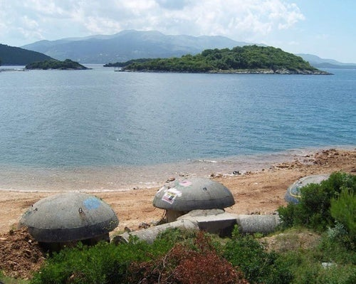 Choose Concrete Mushrooms For Your Next Post-Apocalyptic Vacation
