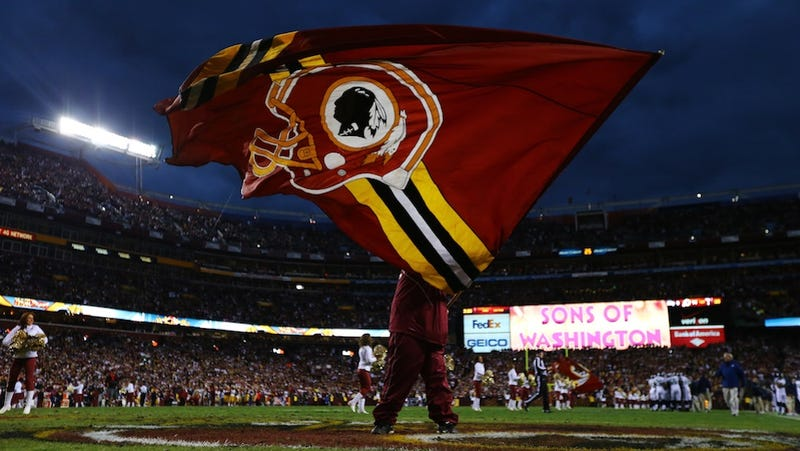 """At Least One ESPN Program Bans The Use Of """"Redskins"""""""
