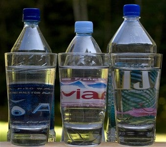 "Is Bottled Water Making Girls ""Aggressive?"""