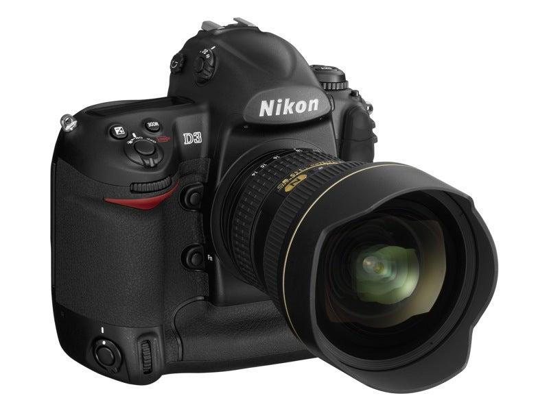 Nikon's Flagship D3 DSLR is Fastest Ever