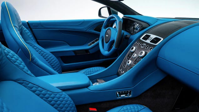 these next gen car interiors look like gorgeous spaceship cockpits. Black Bedroom Furniture Sets. Home Design Ideas